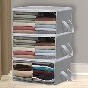 Simple Houseware Clothing storage organizer 3 pack